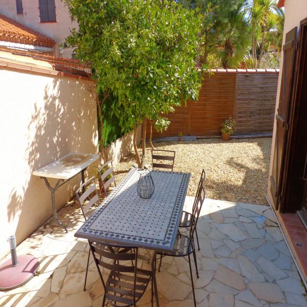 Location de vacances Villa Canet plage 66140